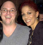 George Leger III and Sheila E
